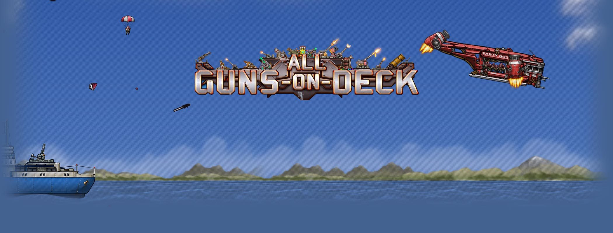All Guns On Deck - Early Access - Direct2Drive