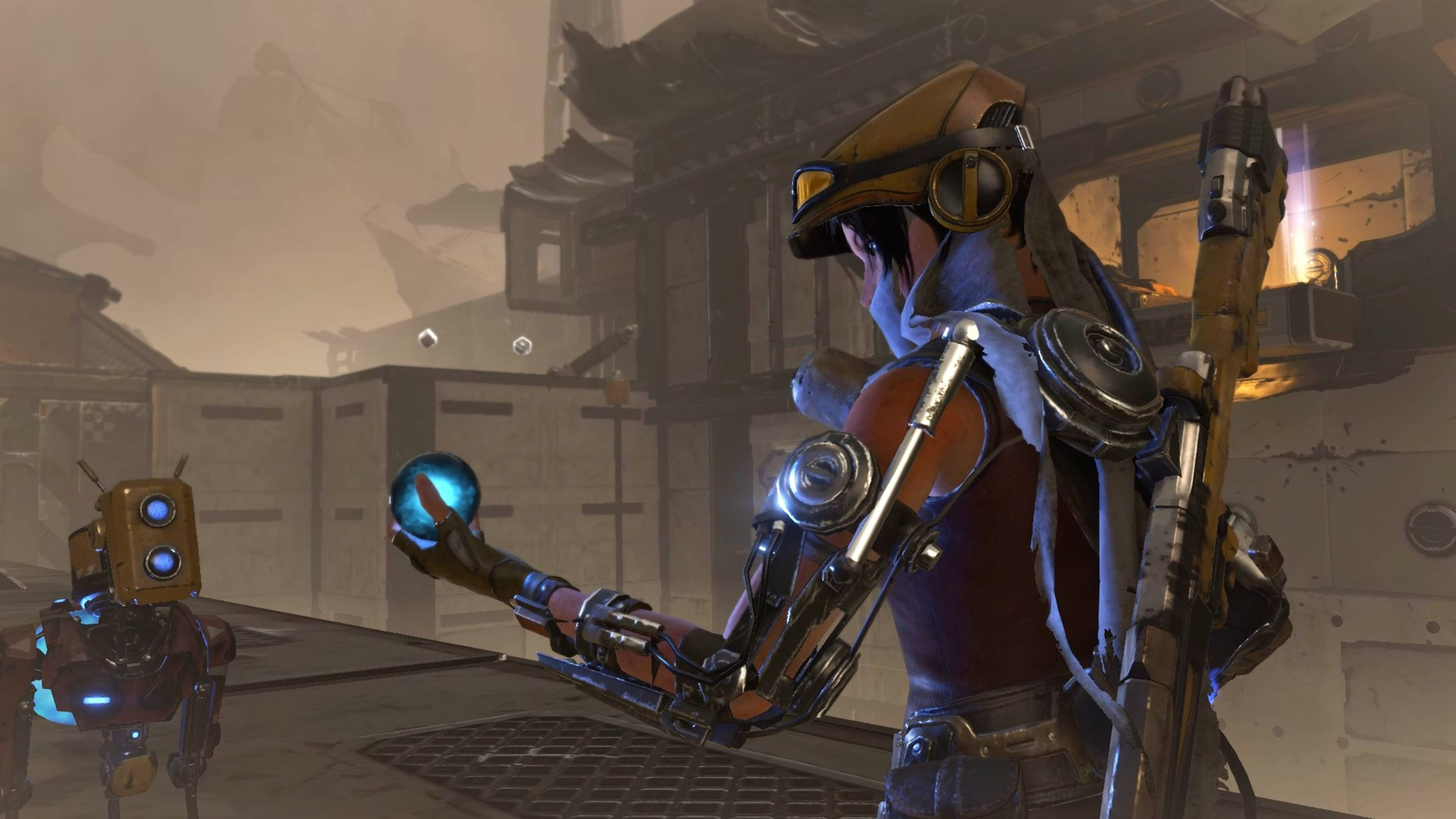 Recore Definitive Edition Direct2drive Ps4 Injustice 2 Reg 3 Deluxe Screenshot